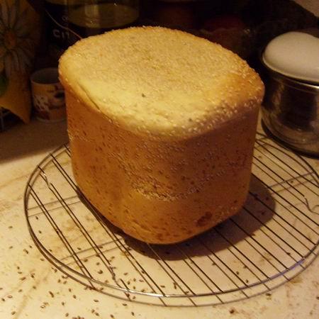 Kenyérsütőben sült kenyér receptek