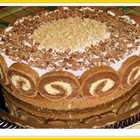 gesztenye torta képek Ünnepi gesztenyetorta Recept képpel   Mindmegette.hu   Receptek gesztenye torta képek