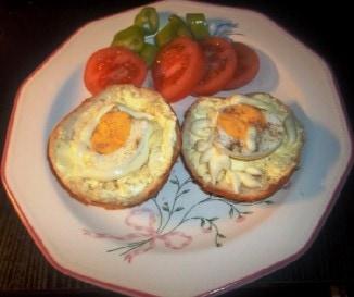 Szendvics majon�zes toj�ssal