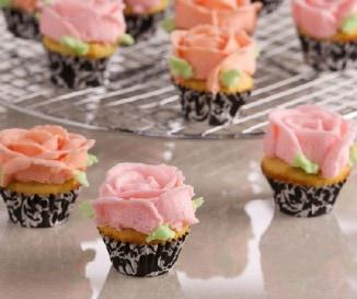 Glut�nmentes r�zs�s-van�li�s muffin