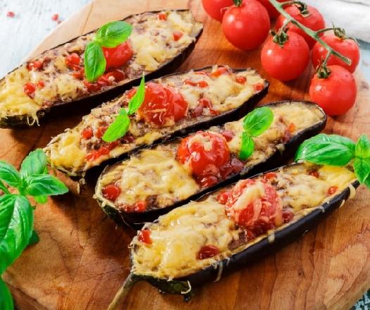receptek diétás padlizsánnal