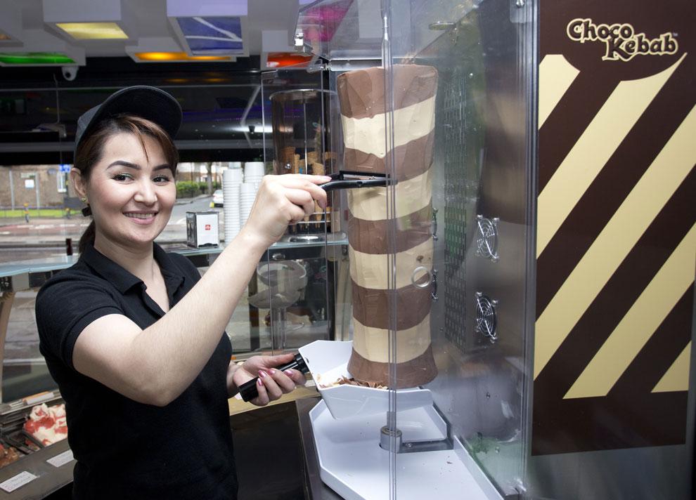 Hírcsokor csokis kebabhoz