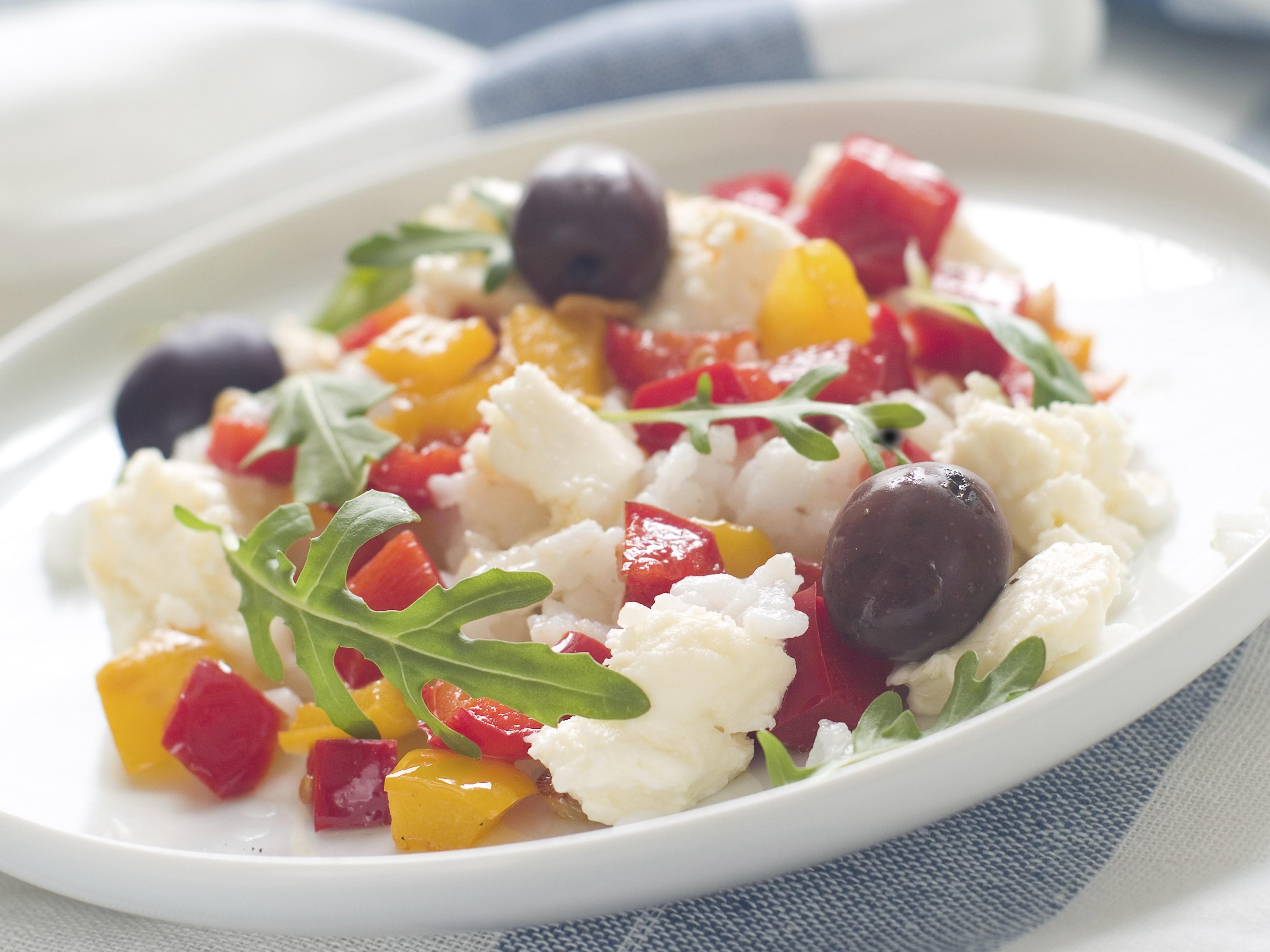 könnyű és gyors étrendi saláták