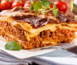 Klasszikus lasagne recept, amit mindig kerest�l - VIDE�!