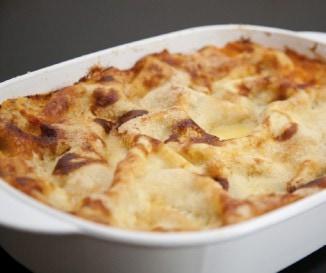Hamis bolognai lasagne
