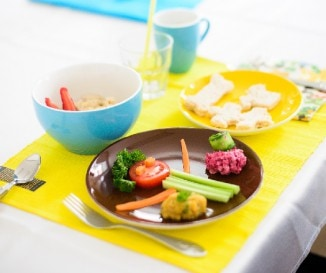 Mit egyen a gyerek? Seg�t a dietetikus!