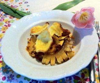 Egy lehetetlen k�ldet�s: hamis rakott krumpli - paleo m�dra