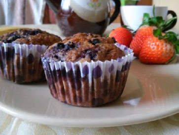 Teljes ki�rl�s� zabpelyhes �fony�s muffin