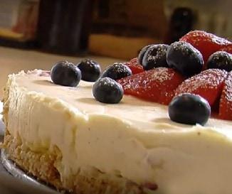 Feh�rcsokis-mascarpon�s torta s�t�s n�lk�l, 15 perc alatt!