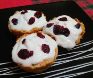 Zabos-r�p�s muffin