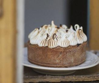 Mogyor�s-�fony�s torta