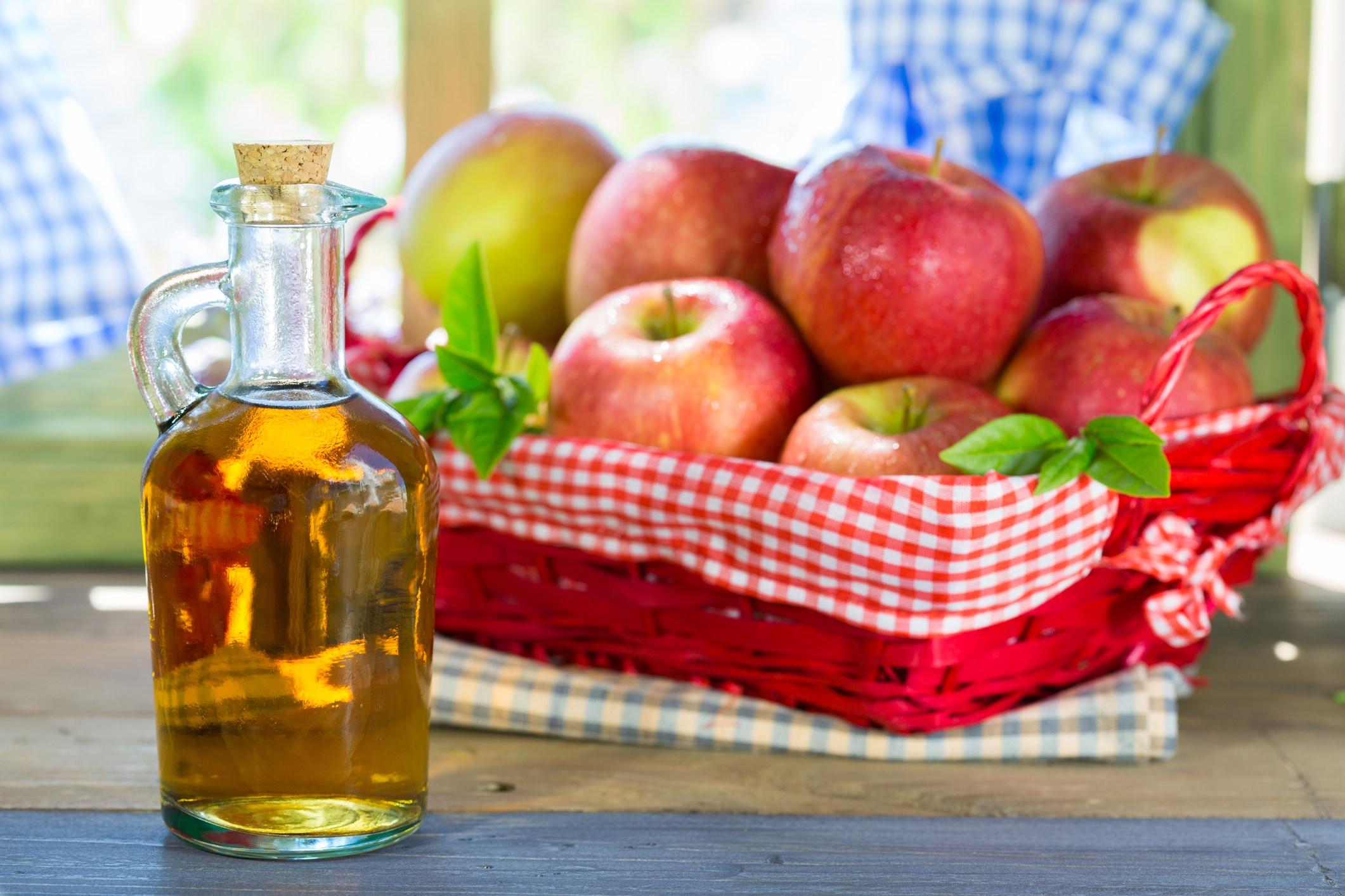 Az almaecet jótékony hatása • Mire jó az almaecet?