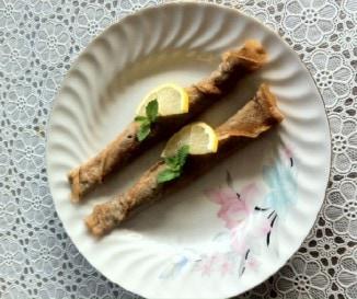 Mennyei �dess�g cukor �s liszt n�lk�l: �me a citromos-ment�s paleo palacsinta