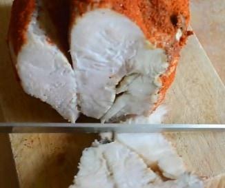 �me a mindenmentes h�zi felv�gott: p�colt csirkemellsonka egyszer�en - VIDE�!