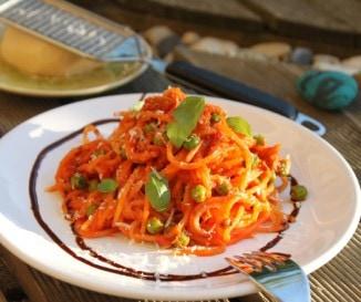 Paradicsomos-makr�l�s spagetti a gyerekek �zl�se szerint!