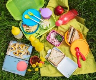 10 tipp, hogy a t�k�letes legyen a piknik - recept�tletekkel!