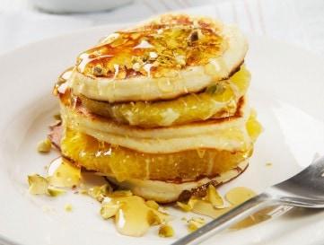 Narancsos-t�r�s palacsinta (Ricotta hotcake)