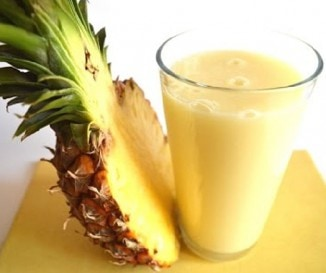 Tele van vitaminnal �s m�g finom is: anan�szos-ban�nos smoothie cukor n�lk�l