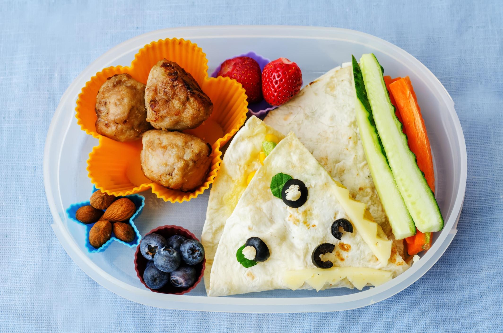 ebéd étkezés gyermekek számára