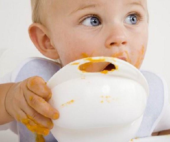 5 hónapos csecsemő étrendje