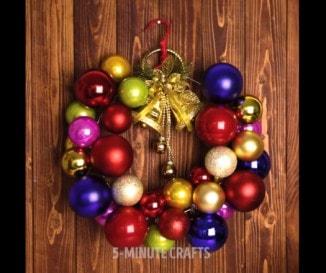 3 filléres de lenyűgöző karácsonyi dekoráció villámgyorsan - VIDEÓ!