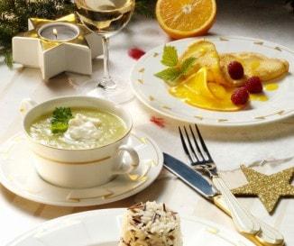 Karácsonyi menü: egyszerű hétköznapi fogások ünnepi köntösben