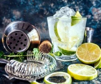 5 lépés a tökéletes Gin Tonikhoz - készítsd el otthon is!