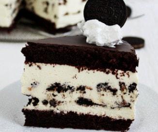 Oreo torta házilag