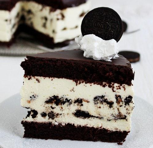 Oreo tårta recept