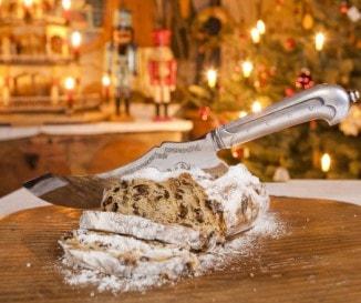 Böjti kenyérből karácsonyi csodadesszert: íme drezdai stollen sikersztorija!
