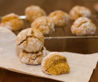 Mogyoróvajas-karamellás pöfeteg