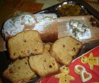 Mazsolás-ánizsos kenyér