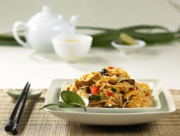 Indonéz pirított tészta (Bami Goreng)