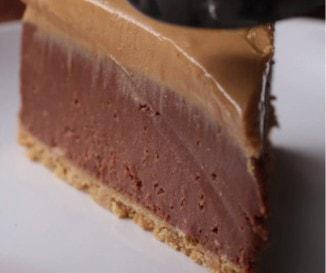Itt egy elronthatatlan csodasüti: mogyoróvajas-csokis sajttorta 30 perc alatt - VIDEÓ!