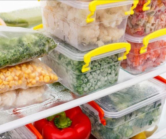 lefagyaszthatja a fagyasztott ételeket)