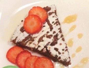 Diétás céklás-kakaós brownie glutén-, tej- és cukormentesen