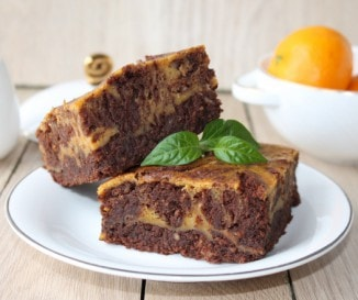 Édesburgonyás-csokis brownie (paleo recept)