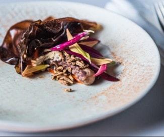 Ananászos hurka, körözöttes kavics és kávés vattacukor -kreatív ételek az esti díjátadón!