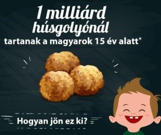 El sem hinnéd, mennyi darált pulykát eszik a magyar!