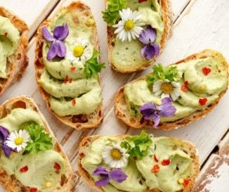 Levendula, borágó és ibolya: ezek a legfinomabb ehető virágok