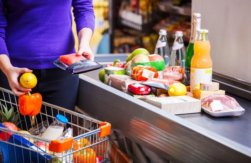 boltban vásárolt ételeket fogyáshoz fogyni állkapocs