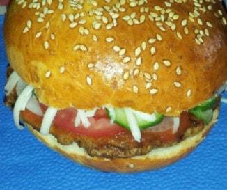 Kézműves hamburger