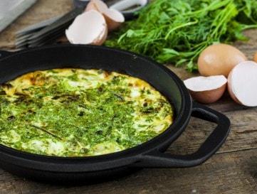 Tavaszi omlett