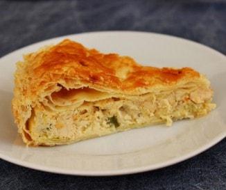 Húsos-zöldséges pite