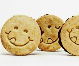 Villámgyors nass, ami nem hízlal: kakókrémes házi keksz - cukor-, glutén- és laktózmentesen!