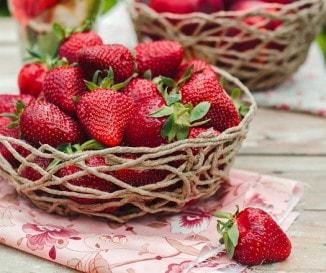Mutatós gyümölcskosár fillérekből - 3 egyszerű lépésben!