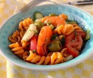 11 könnyű laktató tésztasaláta, ha nem kívánod a meleg ételt