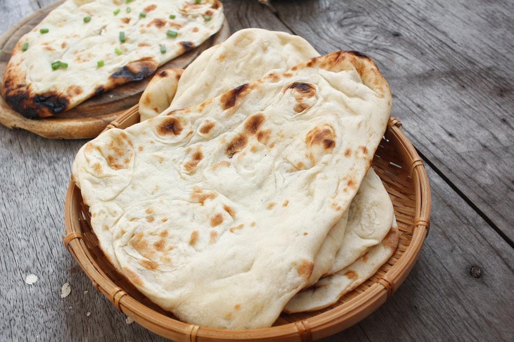 indiai lepénykenyér (naan) recept képpel - mindmegette.hu - receptek