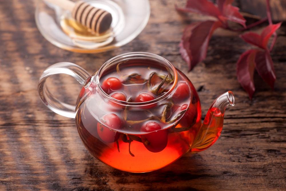 csipkebogyó tea fogyókúra