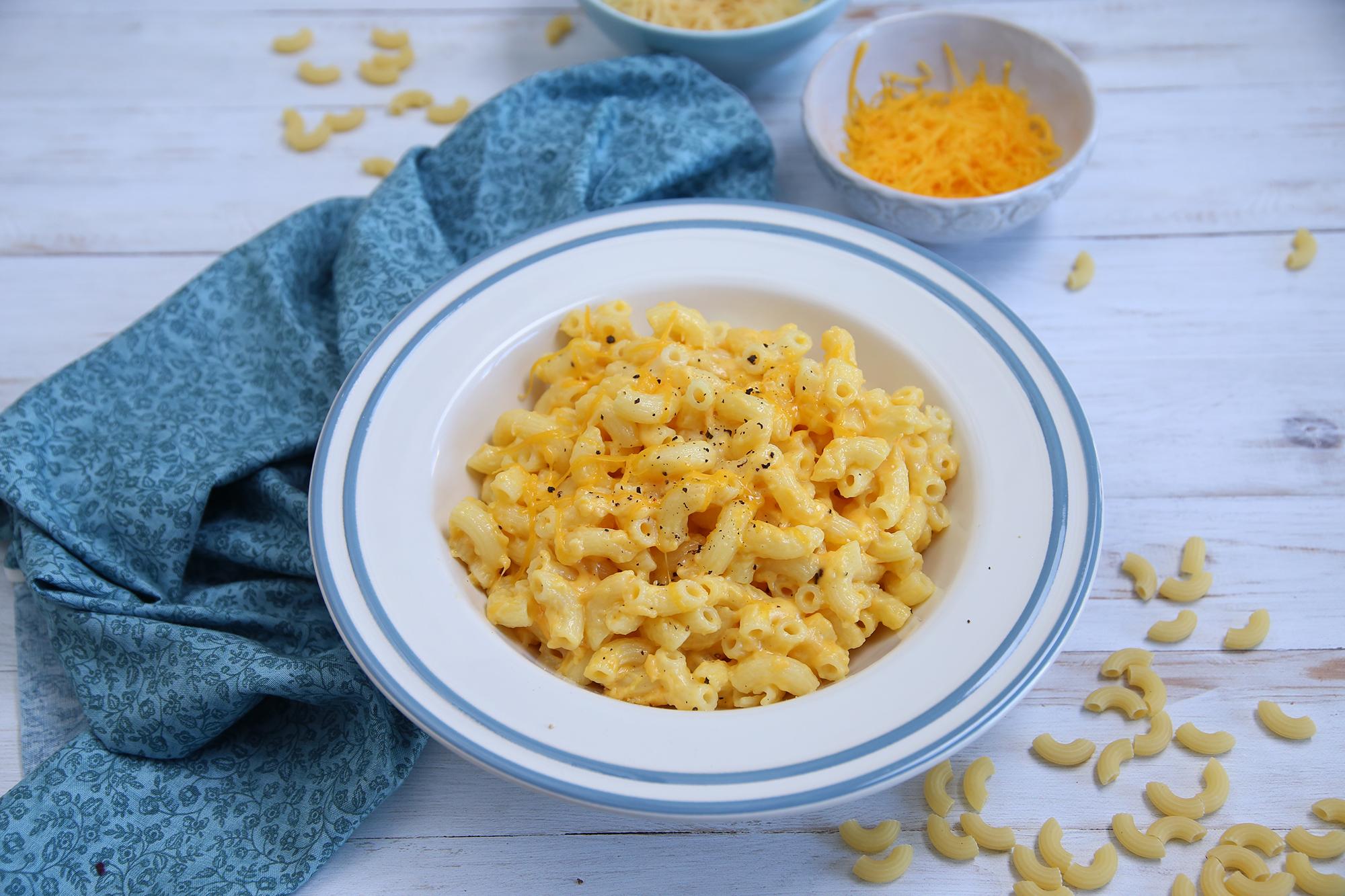 a legegyszerűbb mac and cheese recept képpel - mindmegette.hu - receptek